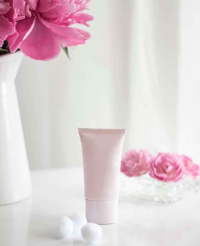 skincare routine pelle secca